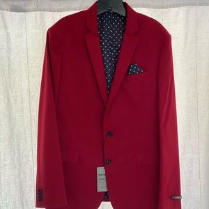 Express Photographer Fitted blazer